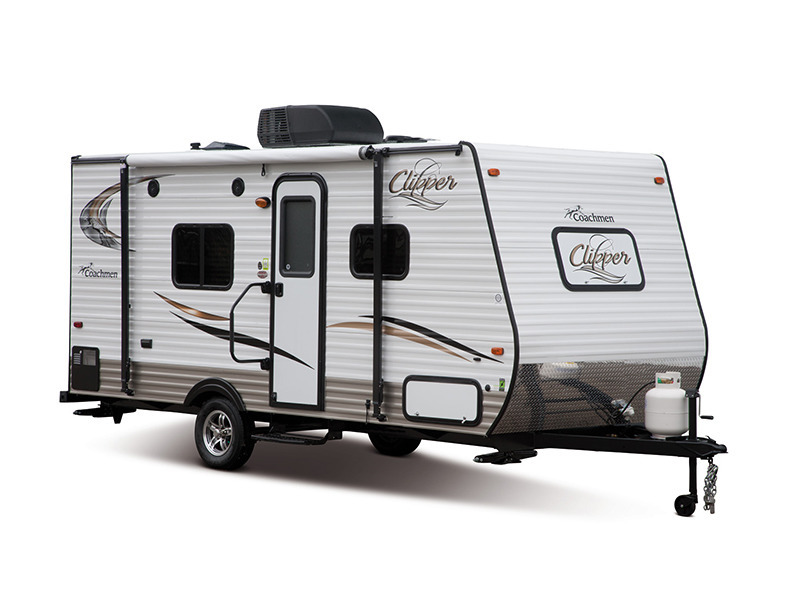 2016 Coachmen Clipper Ultra-Lite 17FQ