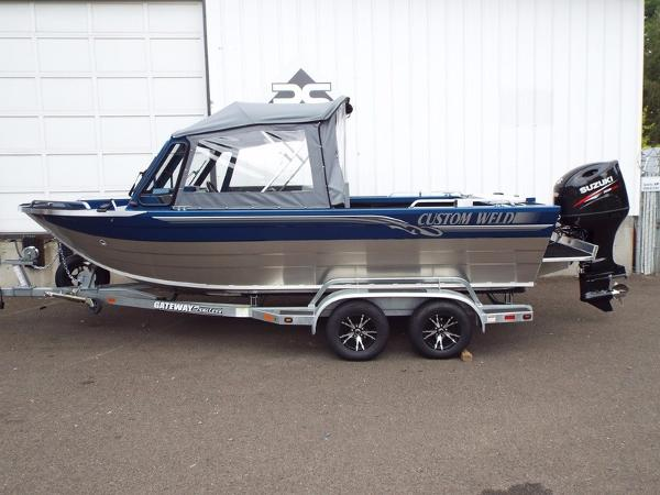 2016 CUSTOM WELD BOATS 20' Offshore Special Edition