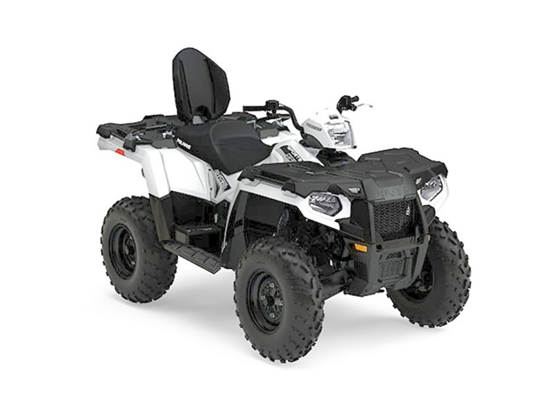2017 Polaris Sportsman Touring 570 EPS White Lightning