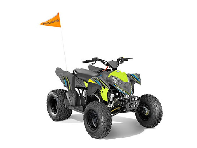 2017 Polaris Outlaw 110 Lime Squeeze