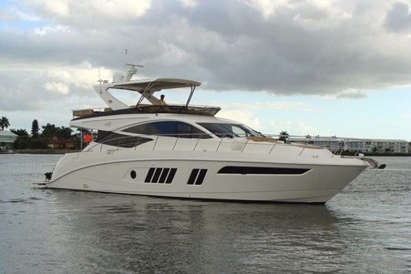 2015 Sea Ray Boats L650 Fly