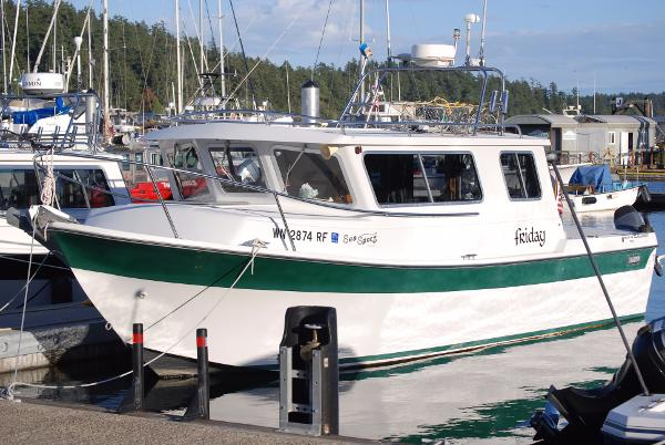 1996 SeaSport 2700 Navigator