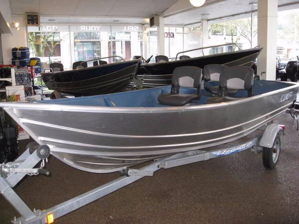 2017 Klamath Boats Utility 14 Deluxe S