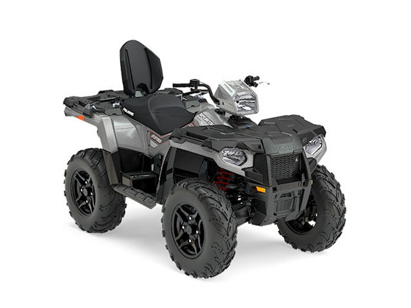 2017 Polaris Sportsman Touring 570 SP Silver Pearl