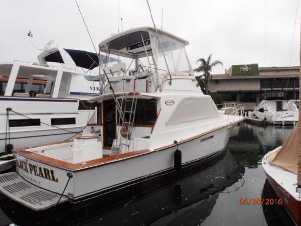 1980 Ocean Yachts Sportfisher