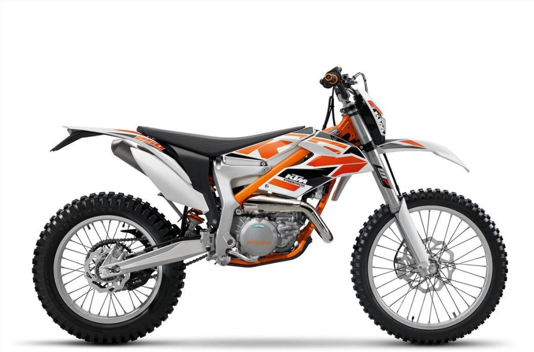 2016 KTM FREERIDE 250 R