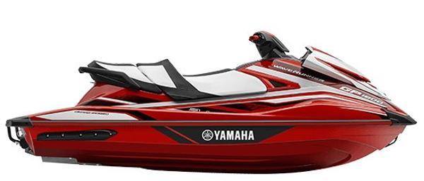 2017 Yamaha WaveRunner GP 1800