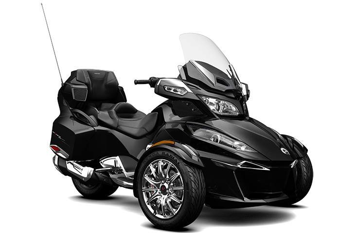 2016 Can-Am SPYDER RT LIMITED 13