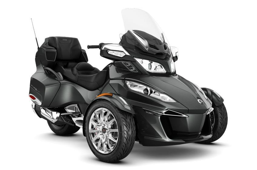 2017 Can-Am SPYDER RT LIMITED 13