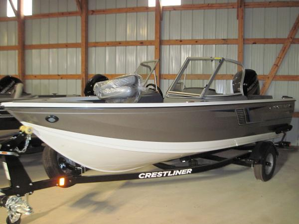 2017 Crestliner Fish Hawk 1650 WT