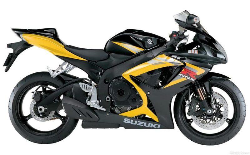 2006 Suzuki GSX-R 750