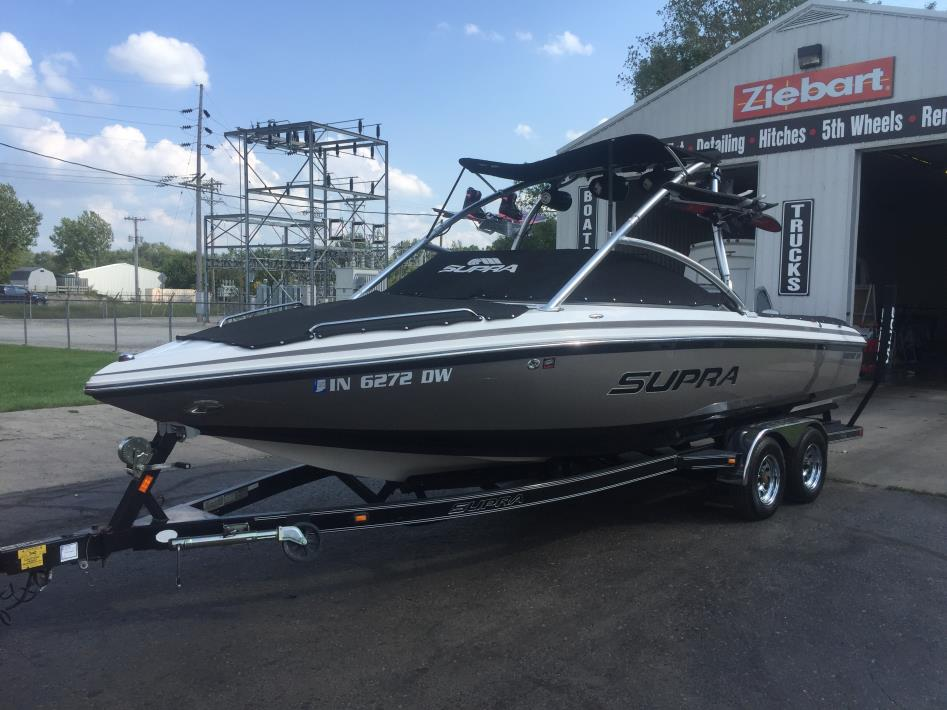 Supra boats for sale in Indiana