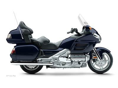 2007 Honda Gold Wing Audio / Comfort / Navi