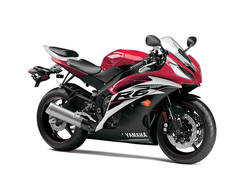 Yamaha R6 motorcycles for sale in Ohio