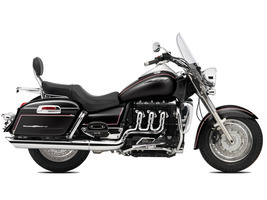 2017 Triumph Rocket III Touring ABS Phantom Black