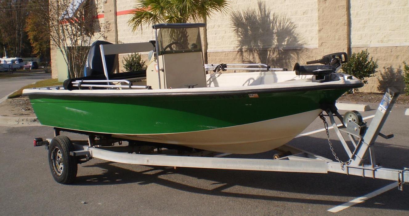 1996 Irvette Marine 16 CC