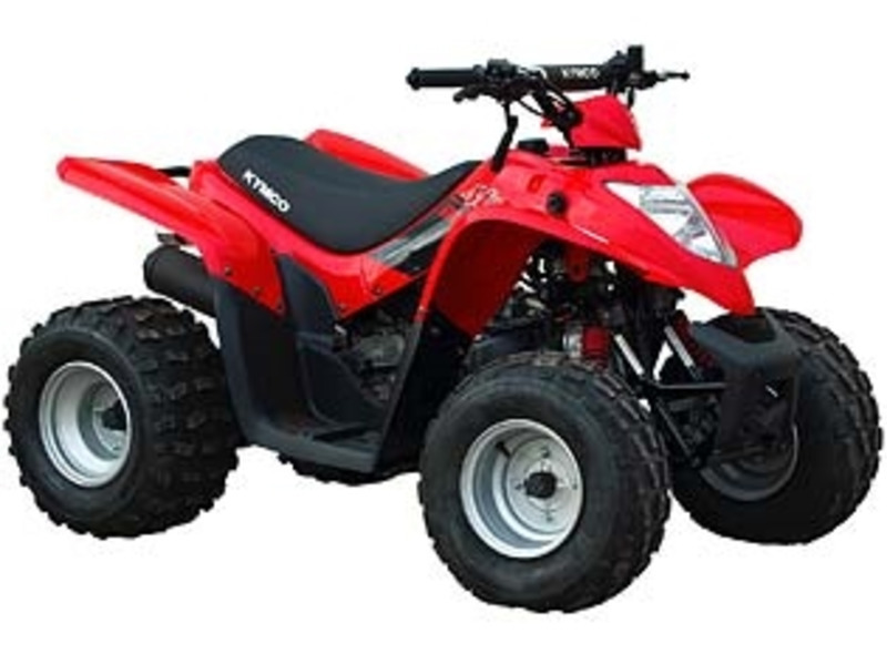2013 Kymco Mongoose 90