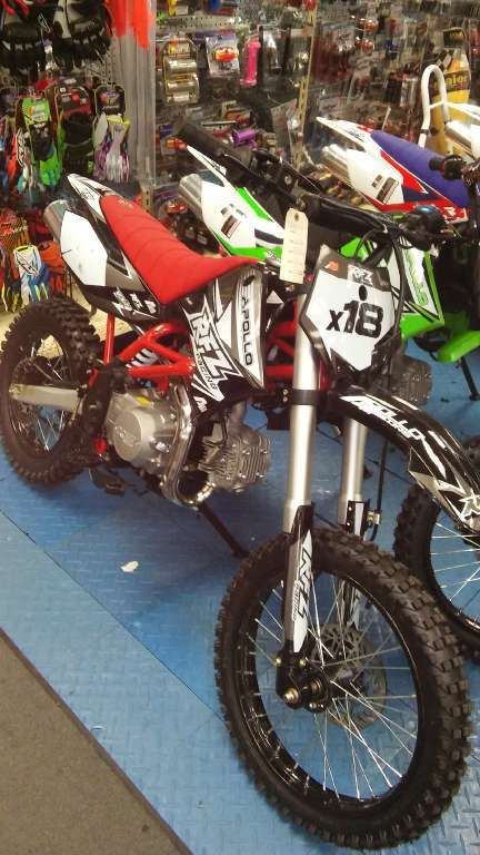 New 125cc Dirt Bike Motorcycles For Sale