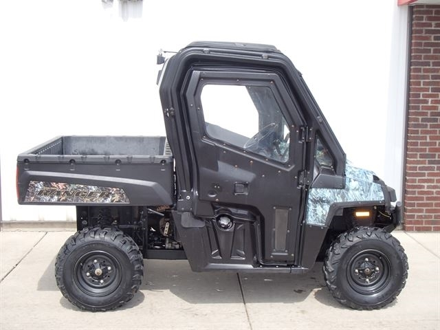 2009 Polaris RANGER XP 700 W/CAB