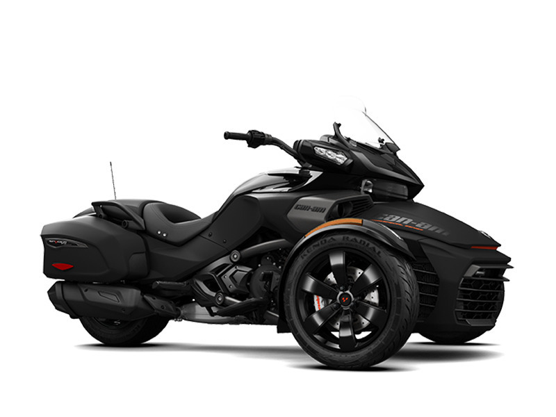 2016 Can-Am Spyder F3 Limited Special Series 6-Speed Semi-Automatic