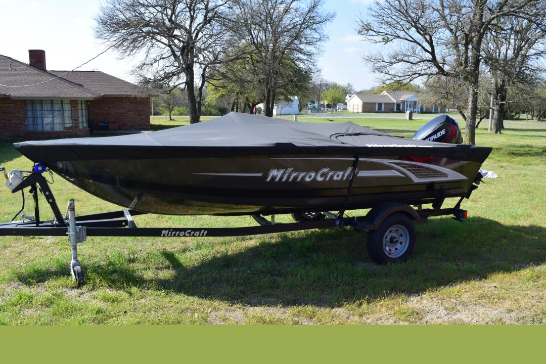 2017 MirroCraft 167 Outfitter