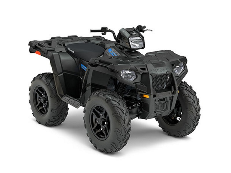 2017 Polaris Sportsman 570 SP Stealth Black