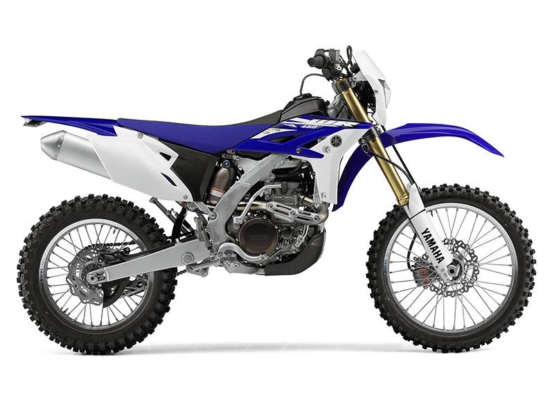 2015 Yamaha WR450F