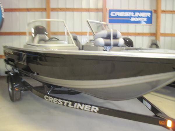 2017 Crestliner 1750 Fish Hawk WT