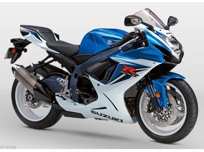 2011 Suzuki GSX-R600™