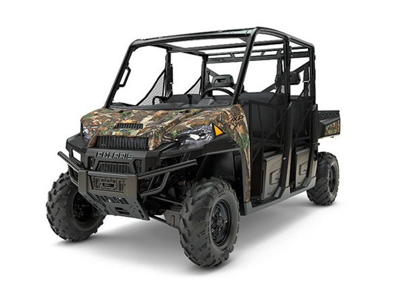2017 Polaris RANGER CREW XP 1000 EPS Polaris Pursuit Camo