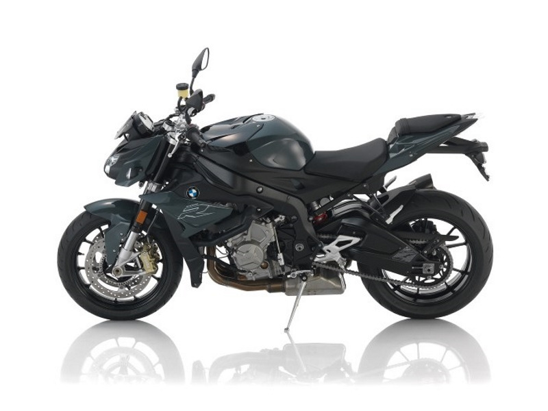 2017 BMW S 1000 R Premium Dynamic Catalano Grey