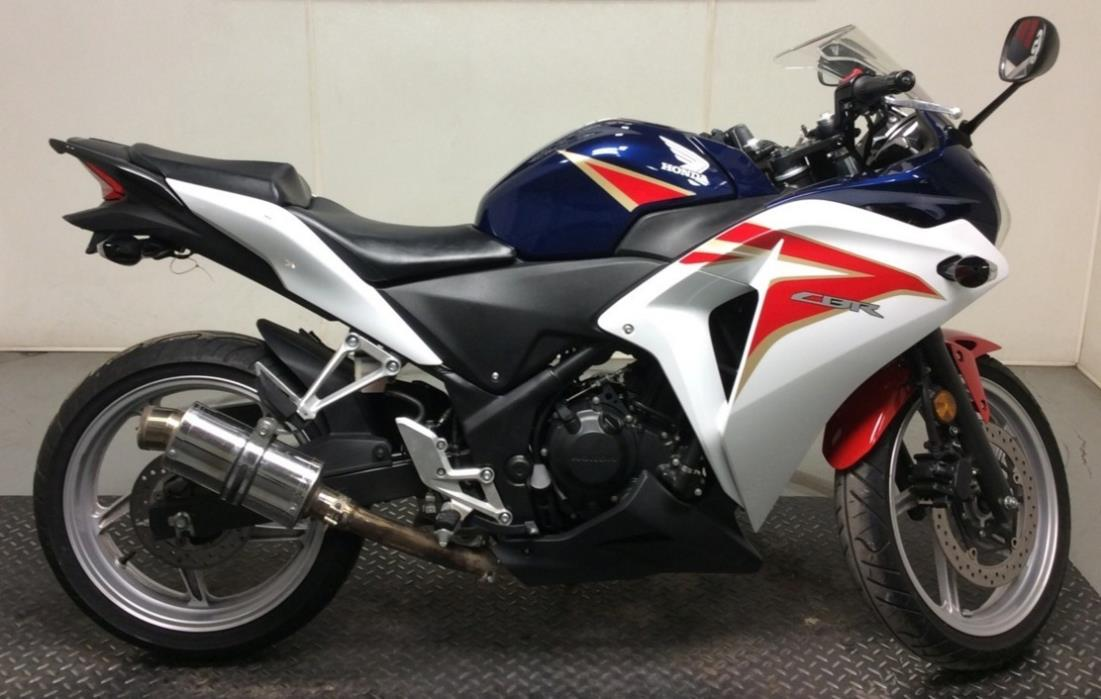 Honda cbr 250r motorcycles for sale in ohio for Honda marysville service