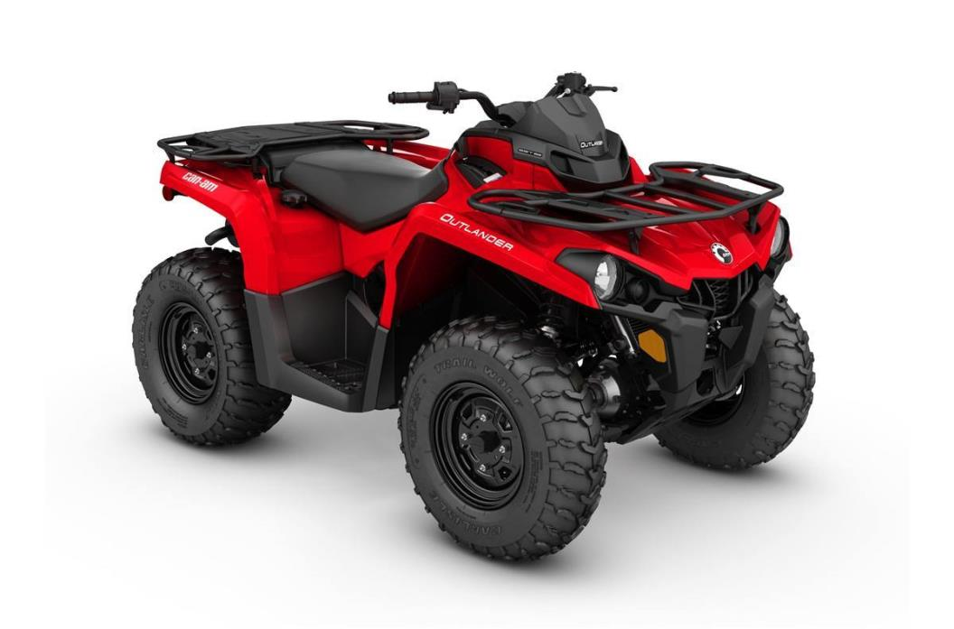 2017 Can-Am 5AHA OUTLANDER 450
