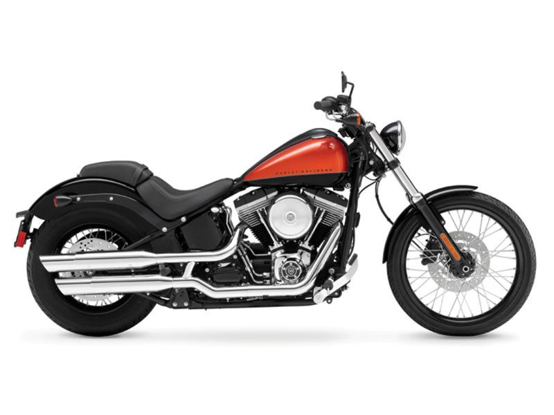 2011 Harley-Davidson FXS - Softail Blackline