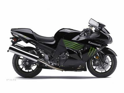2009 Kawasaki Ninja ZX™-14 Monster Energy