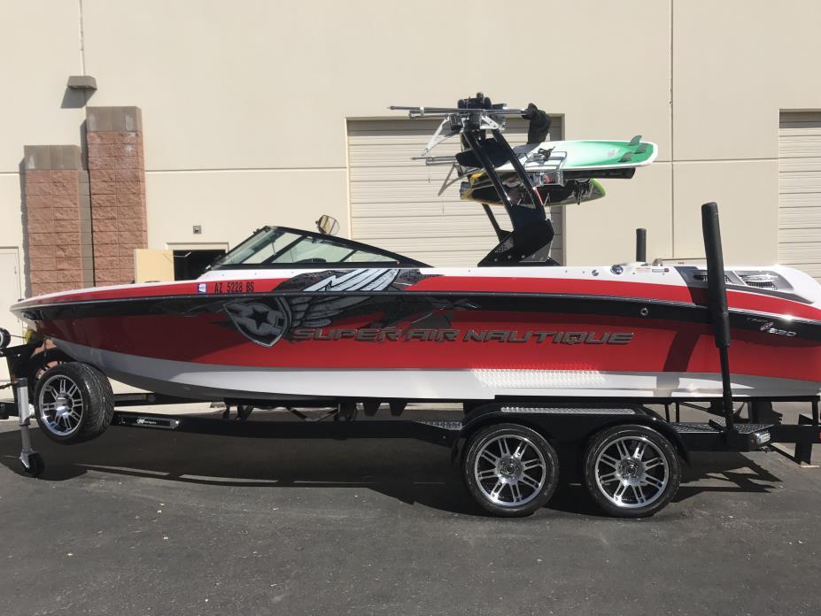 2012 super air nautique 230