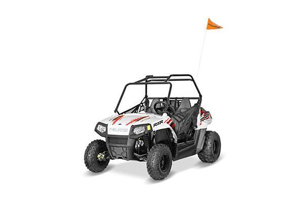 2017 Polaris RZR 170 - BRIGHT WHITE