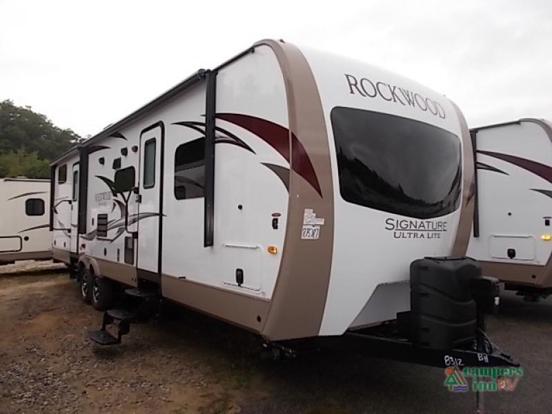 2018 Forest River Rv Rockwood Signature Ultra Lite 8312SS