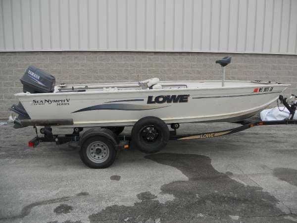 2004 Lowe Sea Nymph AN165T