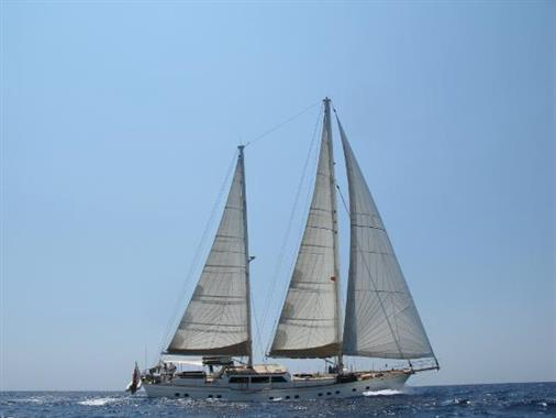 2006 Custom Ketch