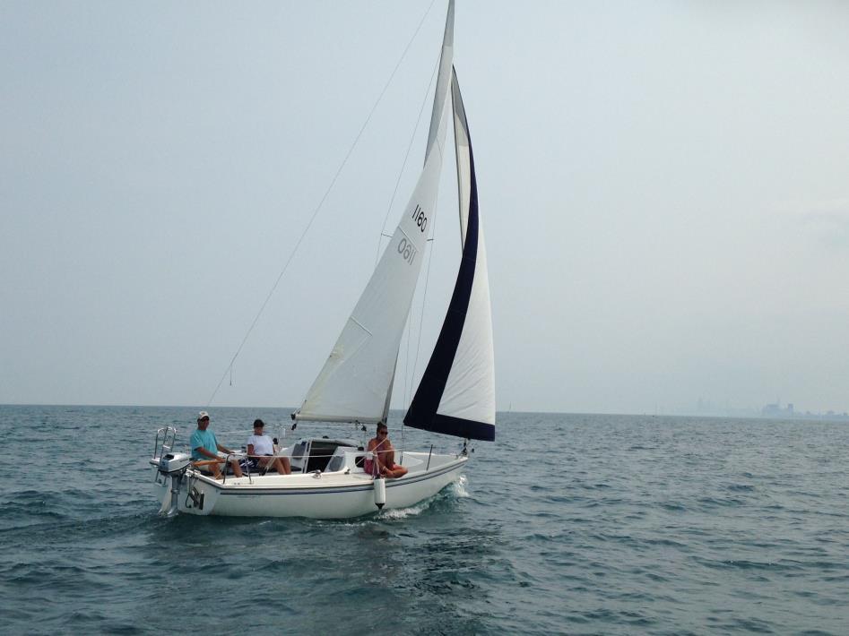 2006 Catalina 22 Capri