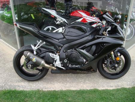 2008 Suzuki GSXR600