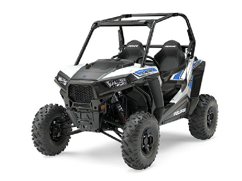 2017 Polaris RZR S 900 White Lightning