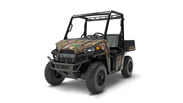 2017 Polaris Ranger EV-2 Passenger (No Power Ste