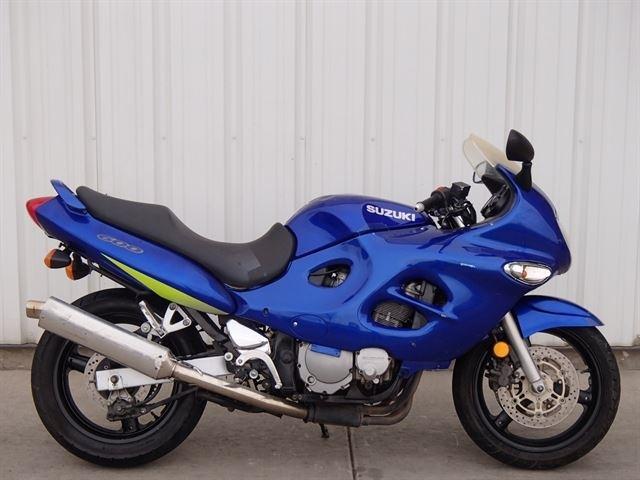 2002 Suzuki GSK600FK2 KATANA