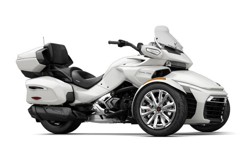 2017 Can-Am SPYDER F3 LIMITED SE6