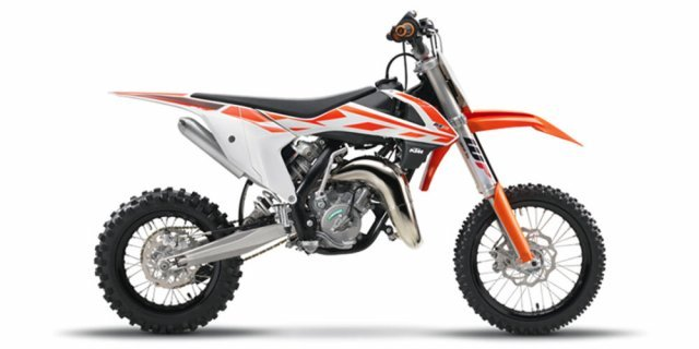 2017 KTM 65SX