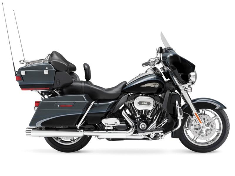 2013 Harley-Davidson FLHTCUSE8 - CVO Ultra Classic Electra Glide 110th Anniv