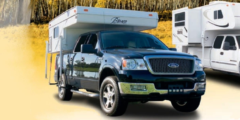 2006 Palomino Bronco 1251SB