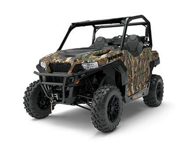 2017 Polaris GENERAL 1000 EPS Hunter Edition Polaris Pursuit Camo